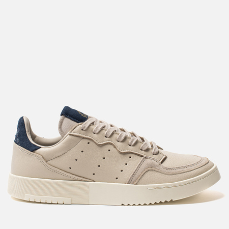 Мужские кроссовки adidas Originals Supercourt Clear Brown/Clear Brown/Collegiate Navy