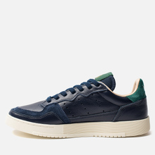 Мужские кроссовки adidas Originals Supercourt Collegiate Navy/Collegiate Navy/Collegiate Green фото- 1