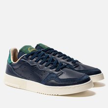 Мужские кроссовки adidas Originals Supercourt Collegiate Navy/Collegiate Navy/Collegiate Green фото- 2