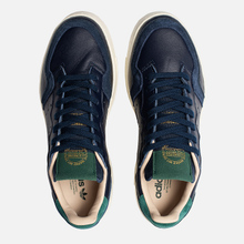Мужские кроссовки adidas Originals Supercourt Collegiate Navy/Collegiate Navy/Collegiate Green фото- 5