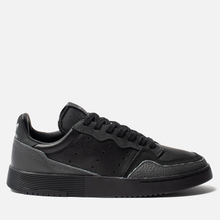 Мужские кроссовки adidas Originals Supercourt Core Black/Core Black/Dgh Solid Grey фото- 3