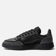 Мужские кроссовки adidas Originals Supercourt Core Black/Core Black/Dgh Solid Grey фото- 5