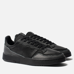 Мужские кроссовки adidas Originals Supercourt Core Black/Core Black/Dgh Solid Grey