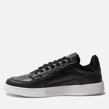 Мужские кроссовки adidas Originals Supercourt Core Black/Core Black/White фото- 5