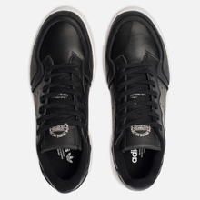 Мужские кроссовки adidas Originals Supercourt Core Black/Core Black/White фото- 1