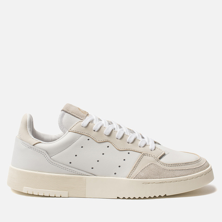 Мужские кроссовки adidas Originals Supercourt Crystal White/Chalk White/Off White