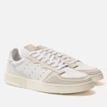Мужские кроссовки adidas Originals Supercourt Crystal White/Chalk White/Off White фото- 2