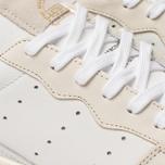 Мужские кроссовки adidas Originals Supercourt Crystal White/Chalk White/Off White фото- 6