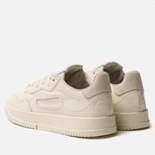 Мужские кроссовки adidas Originals Supercourt Premiere Off White/Off White/Off White фото- 2