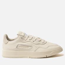 Мужские кроссовки adidas Originals Supercourt Premiere Off White/Off White/Off White фото- 3