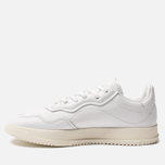 Мужские кроссовки adidas Originals Supercourt Premiere White/White/Core Black фото- 1