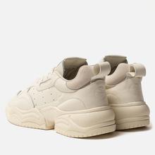 Кроссовки adidas Originals Supercourt RX Off White/Off White/Off White фото- 2
