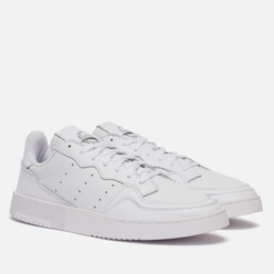 Кроссовки adidas Originals Supercourt White/White/Core Black