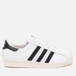 adidas Originals Superstar 80s Classic Sneakers White/Black/Chalk photo- 0