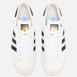 Кроссовки adidas Originals Superstar 80s Classic White/Black/Chalk фото- 4