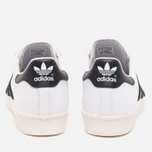 Кроссовки adidas Originals Superstar 80s Classic White/Black/Chalk фото- 3