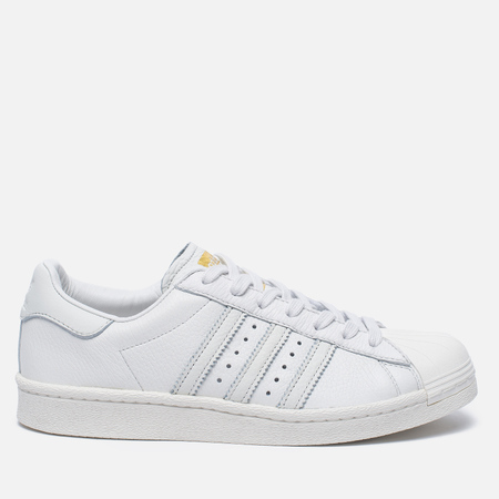 Мужские кроссовки adidas Originals Superstar Boost Vintage White/Gold Metallic
