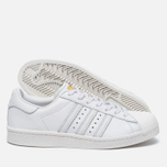 Мужские кроссовки adidas Originals Superstar Boost Vintage White/Gold Metallic фото- 1