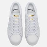 Мужские кроссовки adidas Originals Superstar Boost Vintage White/Gold Metallic фото- 5