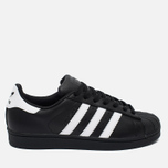 Кроссовки adidas Originals Superstar Classic Black фото- 0