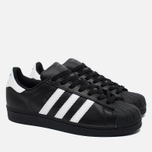 Кроссовки adidas Originals Superstar Classic Black фото- 1