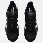 Кроссовки adidas Originals Superstar Classic Black фото- 4