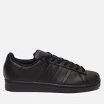 Кроссовки adidas Originals Superstar Core Black/Core Black/Core Black фото- 0