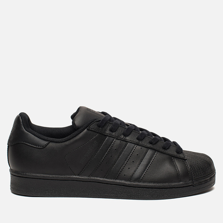 Мужские кроссовки adidas Originals Superstar Core Black/Core Black/Core Black