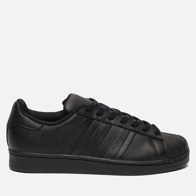 Кроссовки adidas Originals Superstar Core Black/Core Black/Core Black