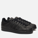 Кроссовки adidas Originals Superstar Core Black/Core Black/Core Black фото- 1