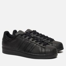 Кроссовки adidas Originals Superstar Core Black/Core Black/Core Black фото- 0