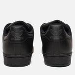 Кроссовки adidas Originals Superstar Core Black/Core Black/Core Black фото- 3