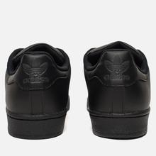 Кроссовки adidas Originals Superstar Core Black/Core Black/Core Black фото- 2