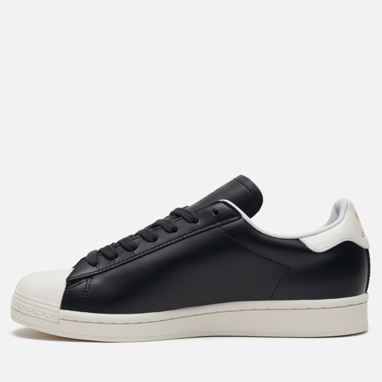 Мужские кроссовки adidas Originals Superstar Pure Key City Pack Core Black/Cloud White/Carbon
