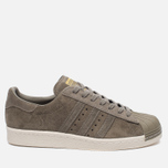 Кроссовки adidas Originals Superstar Ultrastar 80s Olive/Off White фото- 0