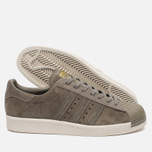Кроссовки adidas Originals Superstar Ultrastar 80s Olive/Off White фото- 1