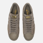 Кроссовки adidas Originals Superstar Ultrastar 80s Olive/Off White фото- 4