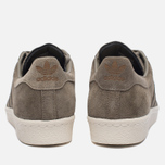 Кроссовки adidas Originals Superstar Ultrastar 80s Olive/Off White фото- 5