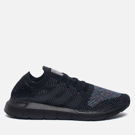 Кроссовки adidas Originals Swift Run Primeknit Core Black/Grey Five/Core Black