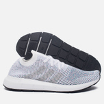 Кроссовки adidas Originals Swift Run Primeknit White/Grey One/Core Black фото- 2