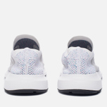 Кроссовки adidas Originals Swift Run Primeknit White/Grey One/Core Black фото- 3
