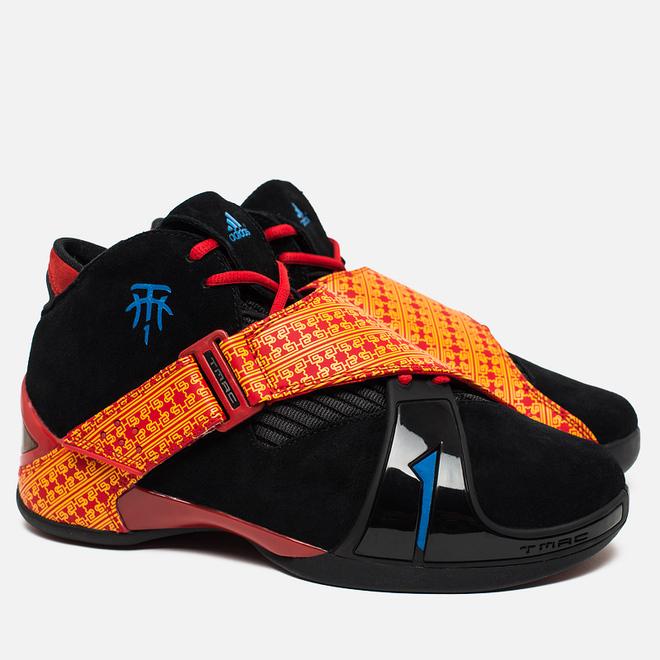 Мужские кроссовки adidas Originals T-Mac 5 Black/Orange/Red