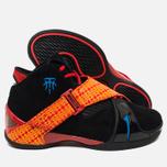 Мужские кроссовки adidas Originals T-Mac 5 Black/Orange/Red фото- 2