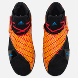 Мужские кроссовки adidas Originals T-Mac 5 Black/Orange/Red фото- 3