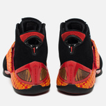 Мужские кроссовки adidas Originals T-Mac 5 Black/Orange/Red фото- 4