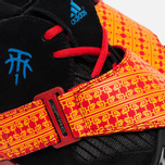 Мужские кроссовки adidas Originals T-Mac 5 Black/Orange/Red фото- 5
