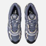 Мужские кроссовки adidas Originals Temper Run Raw Indigo/Raw Indigo/Core Black фото- 5