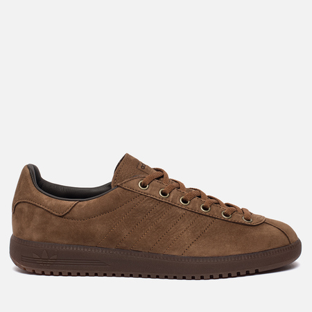 Мужские кроссовки adidas Spezial Tobacco Brown/Brown/Night Brown