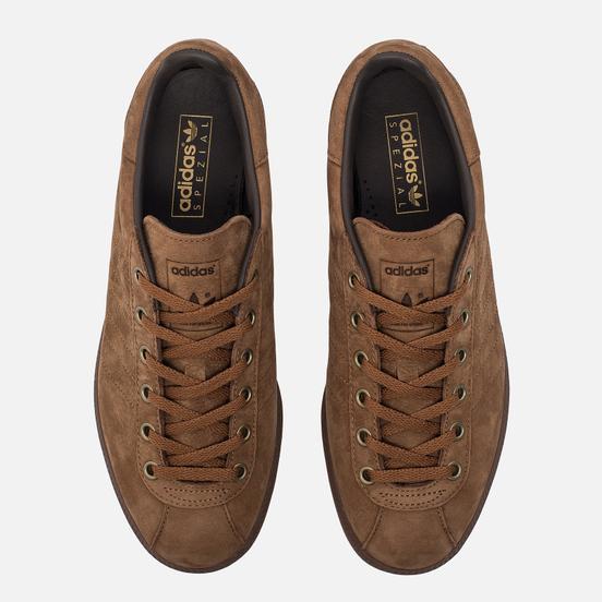 Мужские кроссовки adidas Spezial Tobacco Brown/Brown/Night Brown