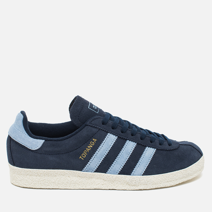 Кроссовки adidas Originals Topanga Collegiate Navy/Clear Sky/Off White